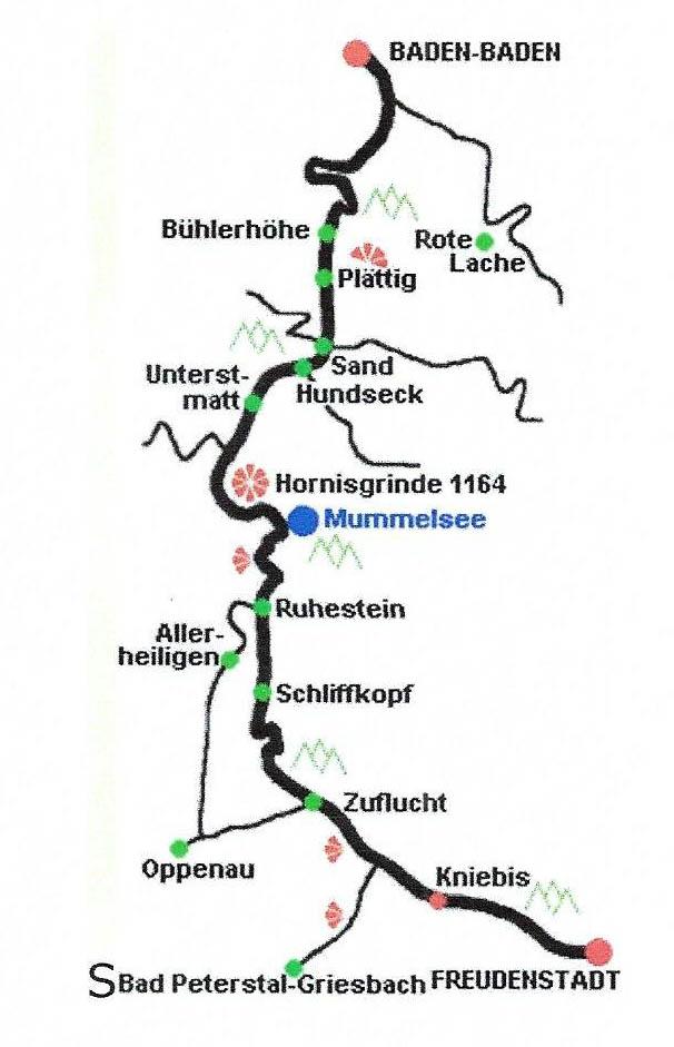 plan - Black Forest