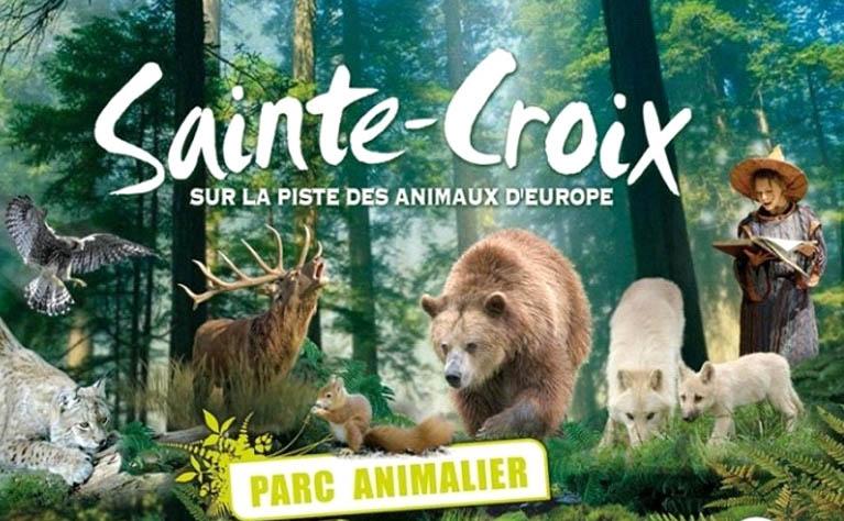 park 1 - Wildlife park of Sainte Croix en Plaine