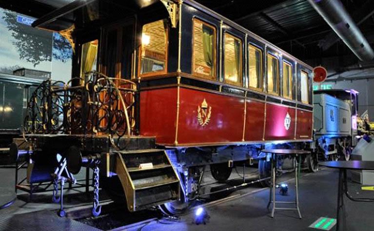 train - Mulhouse Railway Museum